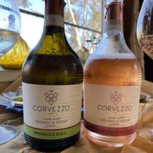 For Teachers, Moms, Friends: Show Appreciation with Organic Corvezzo Prosecco and PortoVino Purses